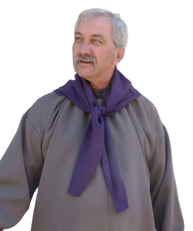 Foulard-violet