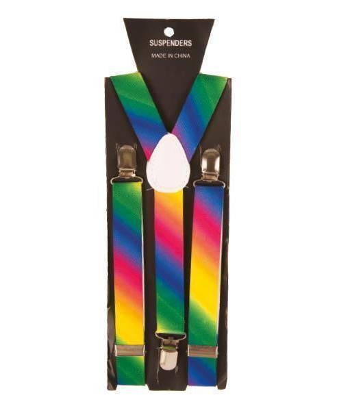 Bretelles-multicolores