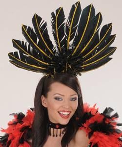 Coiffe-Cabaret-plumes-noire
