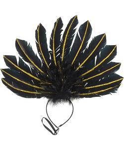 Coiffe-Cabaret-plumes-noire-2