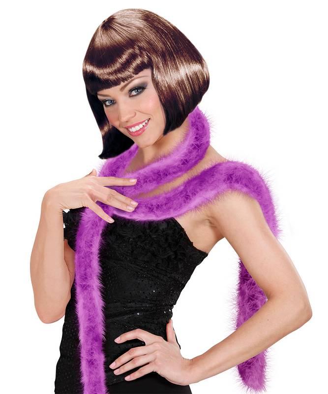 Marabout-en-plumes-violet-2m