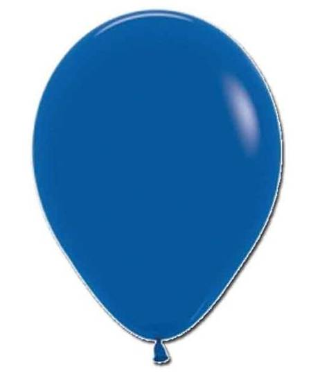Ballon-Bleu-Lot-de-25