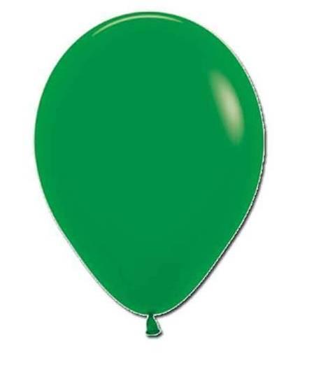 Ballon-Vert-Lot-de-25