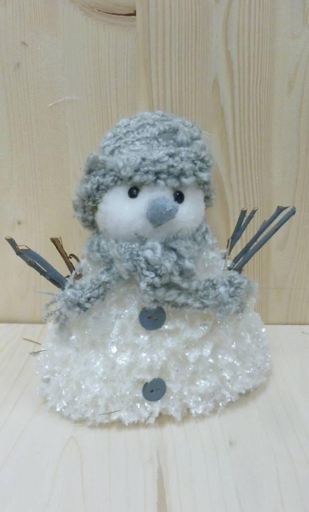 Bonhomme-neige-décoratif