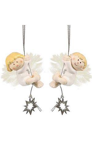 Suspension-de-Noël-en-forme-ange