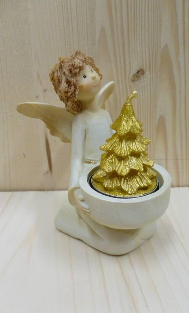 Bougie-de-Noël-décorative-en-forme-de-sapin-3