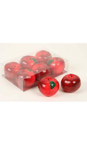Bougie-pomme-5cm-vendue-par-2