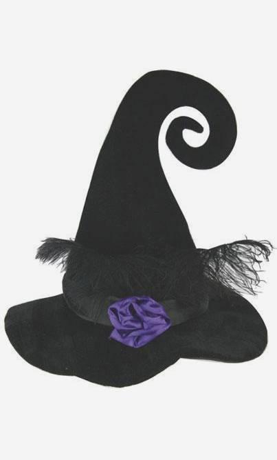 Chapeau-de-sorcière