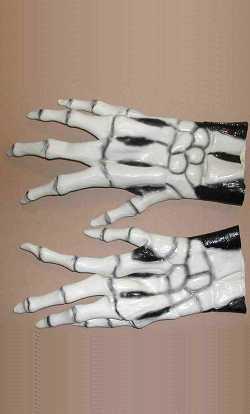 Mains-de-squelette