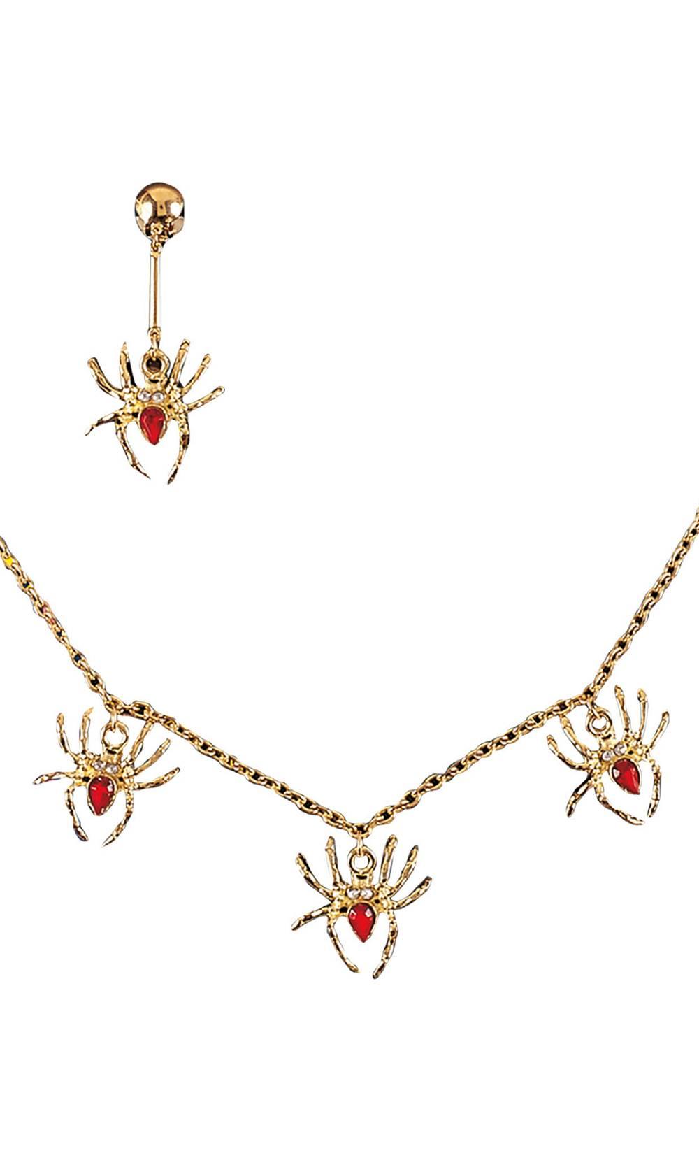 Bijoux-Femme-Araignée