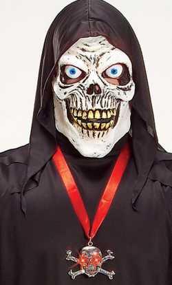 Pendentif-Skull
