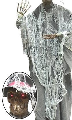 Décoration-Halloween-Fantôme-Vaudou-155cm-2