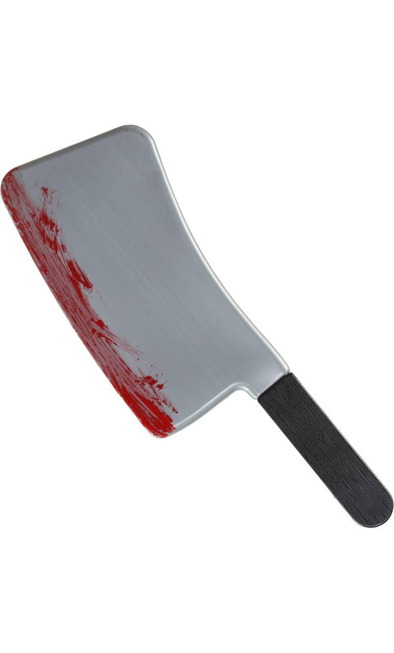 Couteau-de-boucher-ensanglanté