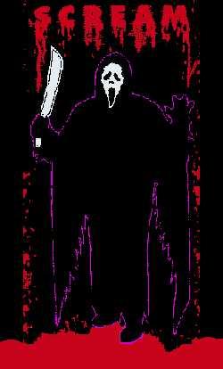 Poster-Scream