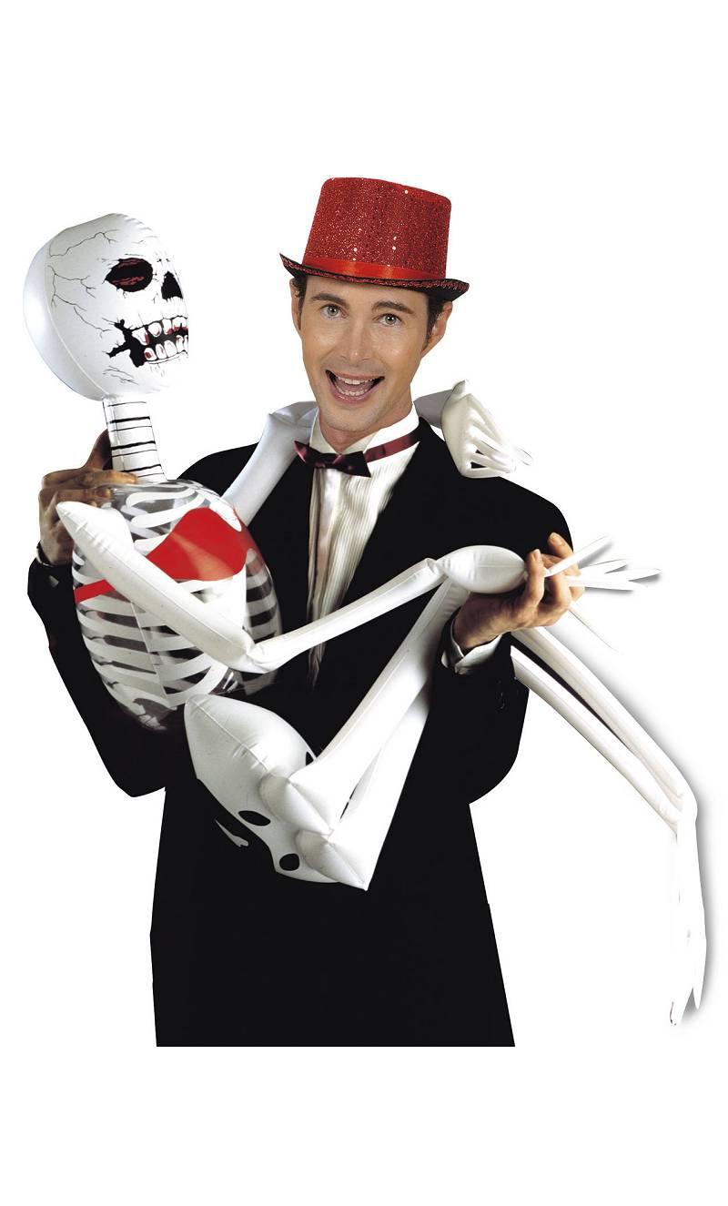 Décoration-Squelette-gonflable-2