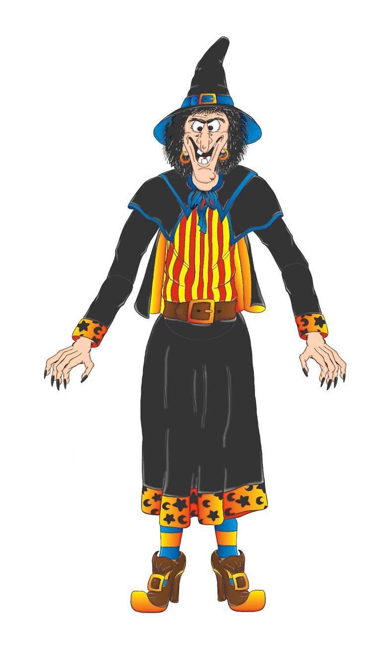 Pantin-sorcière-140cm