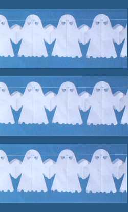 Guirlande-Fantôme
