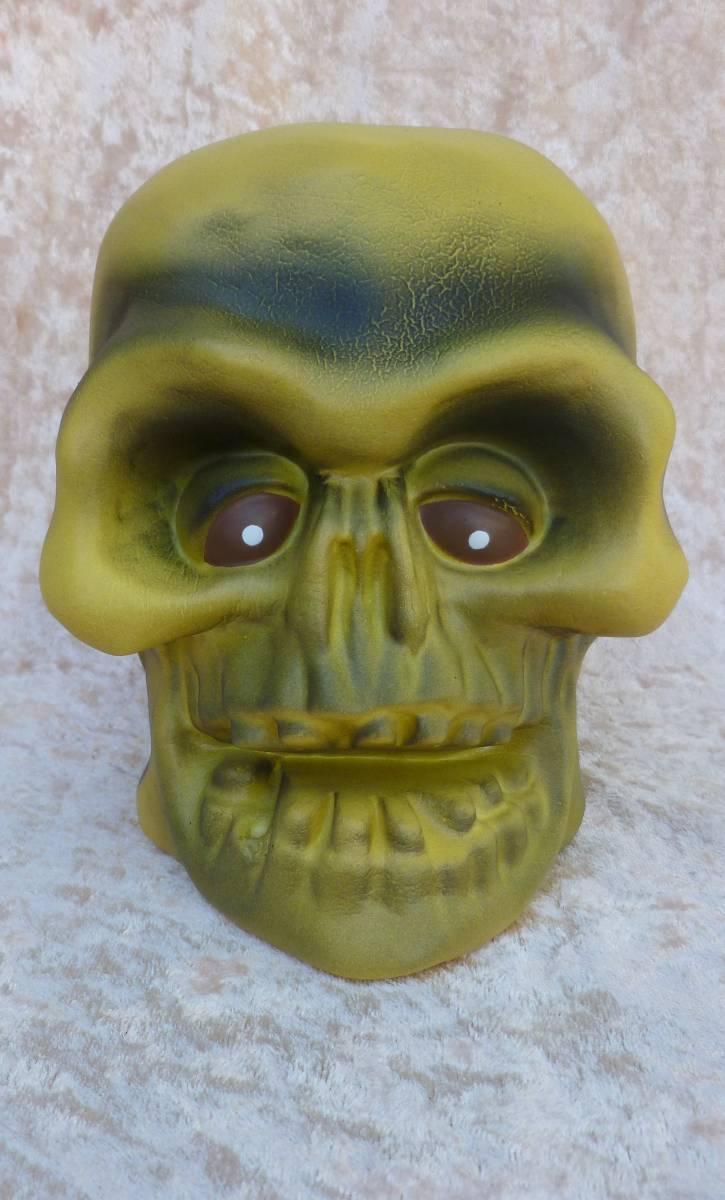 Cr�ne-de-squelette-d�coratif