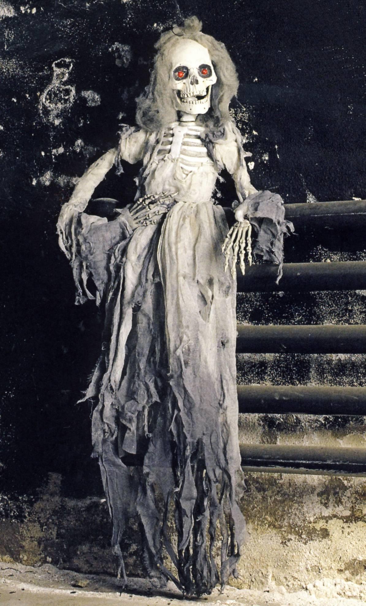 D�coration-Halloween-Mari�e-Zombie-160cm