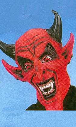 Masque-Lucifer