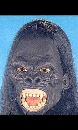 Masque-Gorille