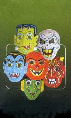 Masque-Horrible