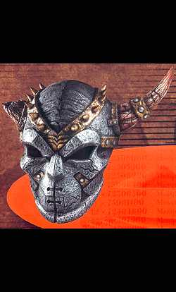 Masque-Warlord