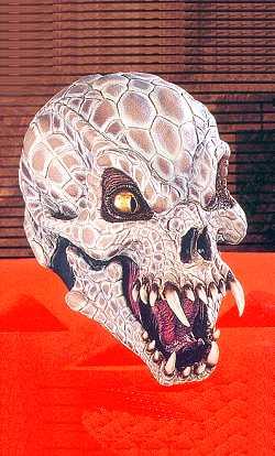 Masque-Snake