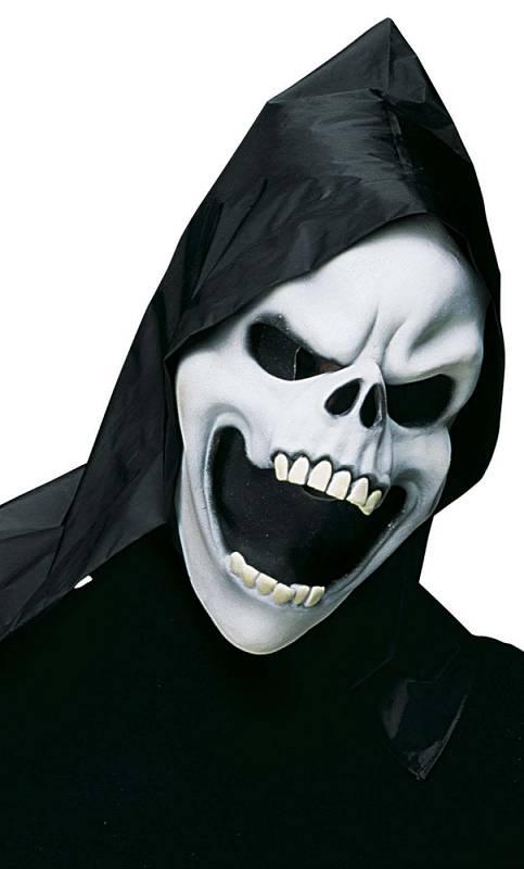 Masque-Halloween-Fantôme