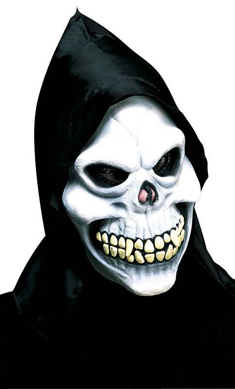 Masque-Fantôme-Squelette