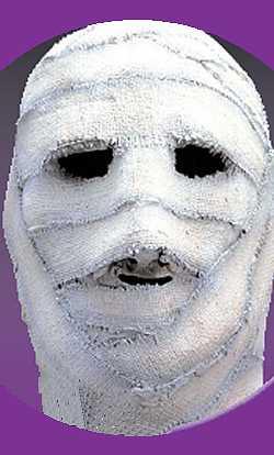 Masque-Tête-bandée