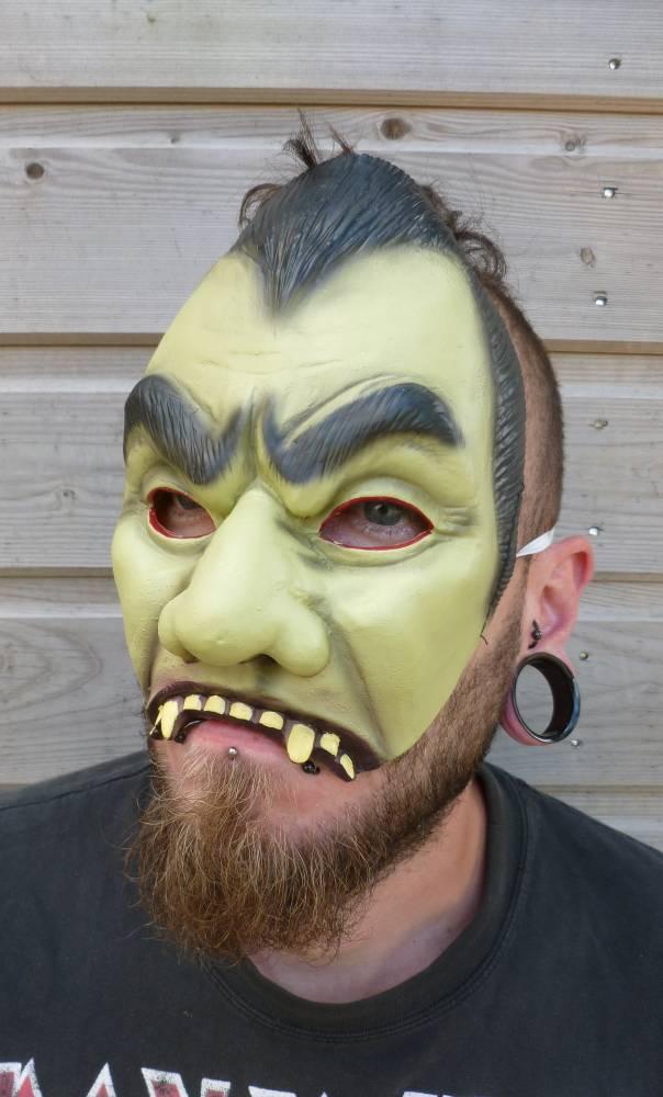 Demi-masque-Dracula