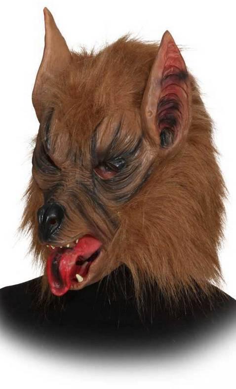 Masque-de-loup-garou