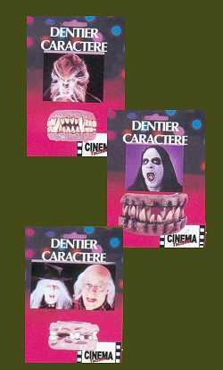 Dentiers-caract�res