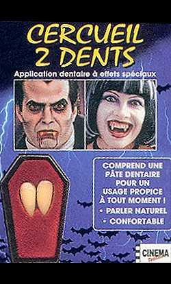 Dents-résine