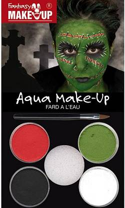Maquillage-Zombie