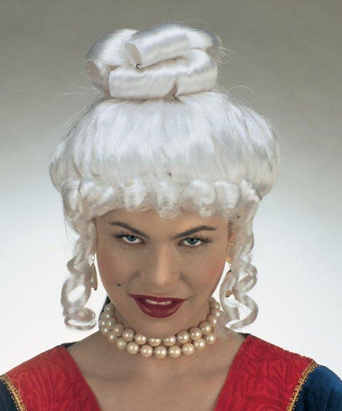 Perruque-Marquise-blanche-Yolanda