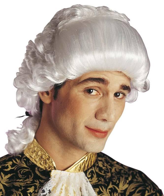Perruque-Epoque-homme-Duc-blanc
