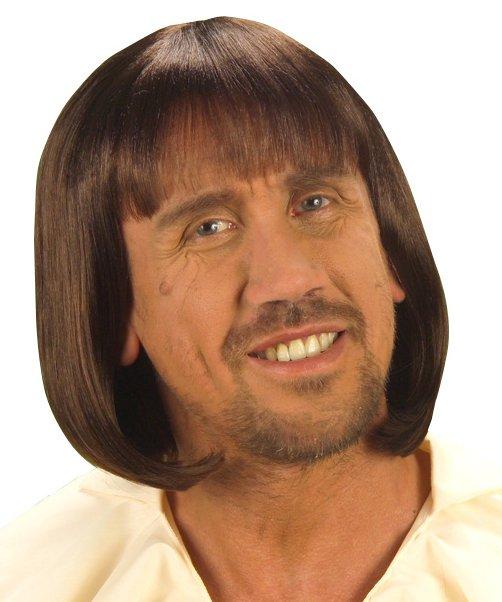 Perruque-Médiéval-brun-Homme