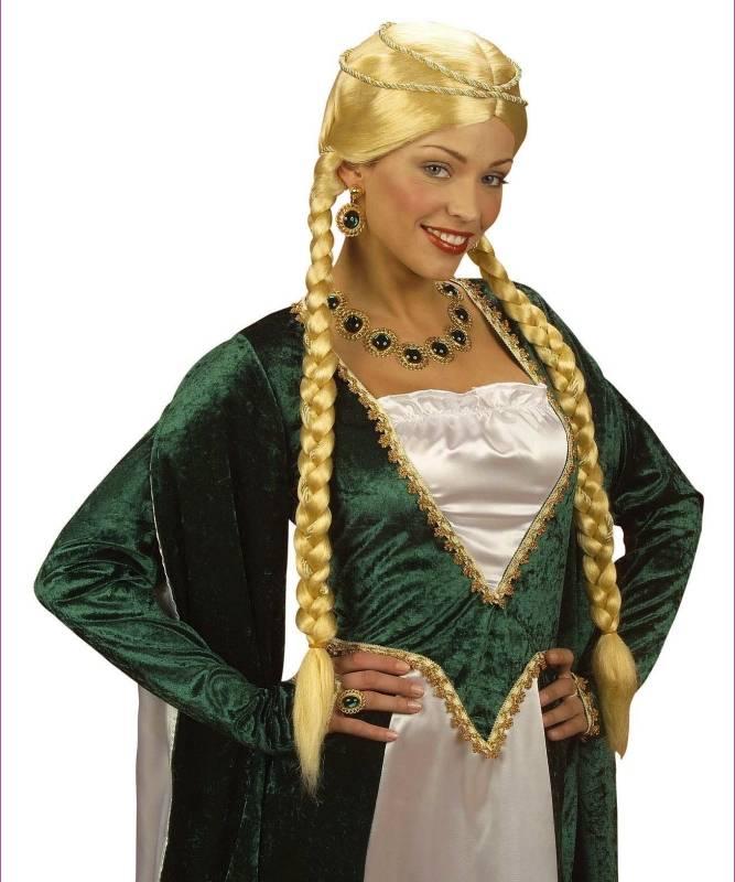 Perruque-Médiévale-blonde