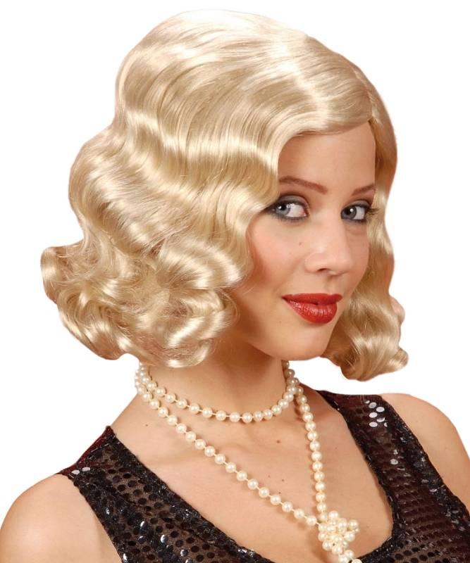 Perruque-Retro-Blonde