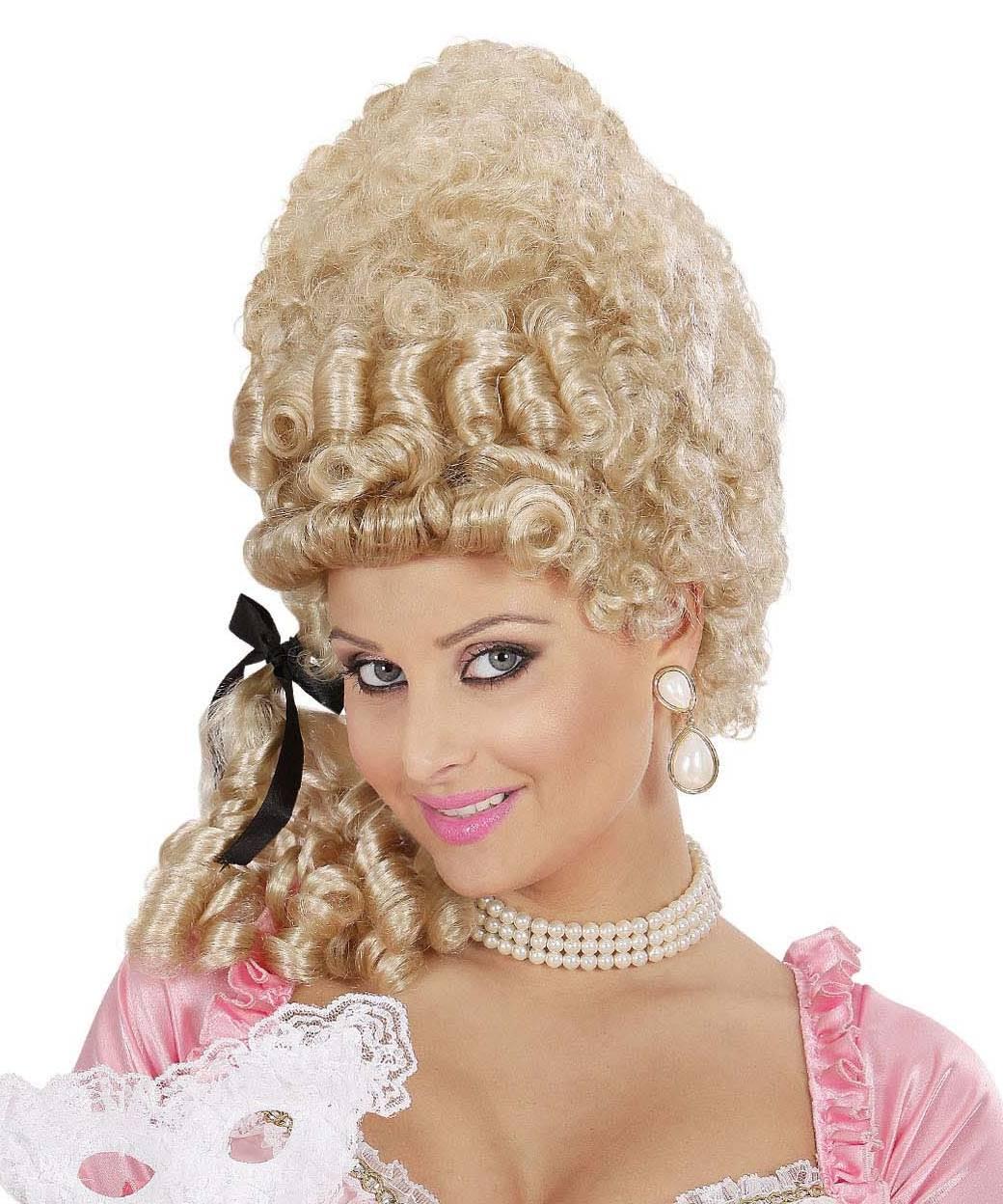 Perruque-Marie-Antoinette-blonde
