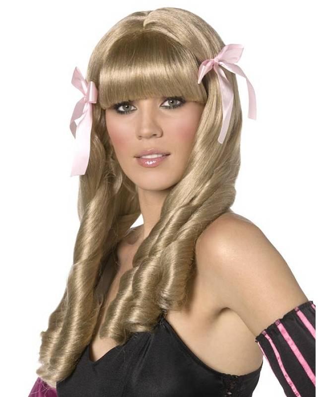 Perruque-Manga-blonde