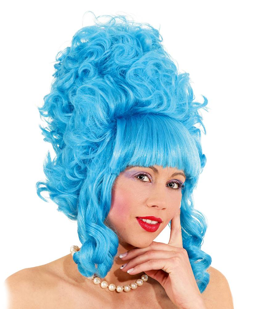 Perruque-Baroque-femme-bleue