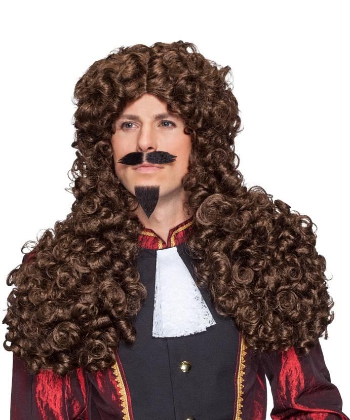 Perruque-de-Louis-XIV