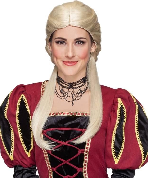 Perruque-Elfe-blonde-femme