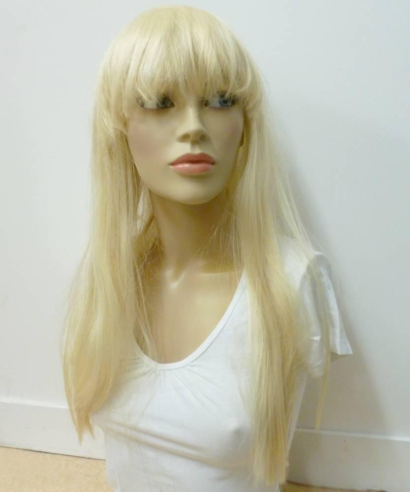Perruque-Blonde-longue