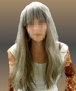 Perruque-Fran�oise-brun-blond