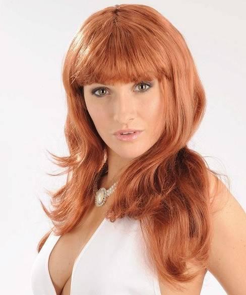 Perruque-Eva-longue-rousse