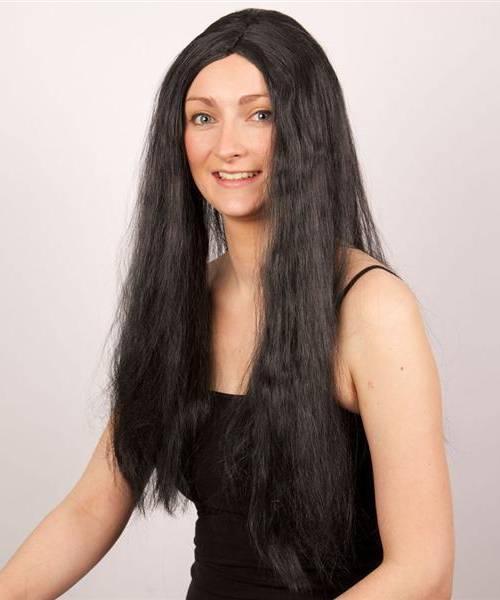 Perruque-Extra-longue-noire